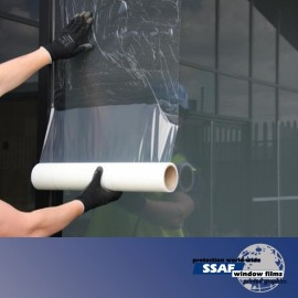 SSAF Temporary Glazing Film 500mm x 20m