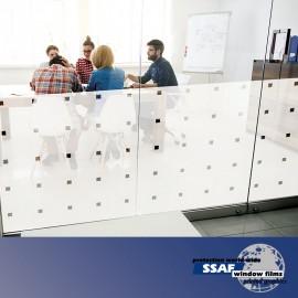 SSAF Cut Out Squares