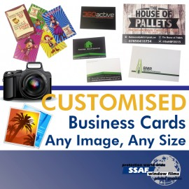 SSAF Business Cards