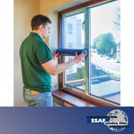 SSAF Temporary Protection Film 500mm x 100m