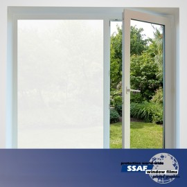 SSAF Opal Frosted Glass Effect