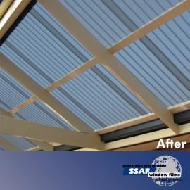 SSAF Sunblock Grey for Polycarbonate