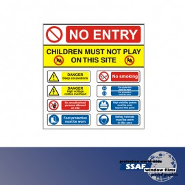 SSAF Site Safety