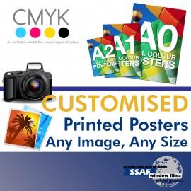 SSAF Poster Printinng
