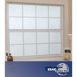 SSAF Etch Effect Window Film