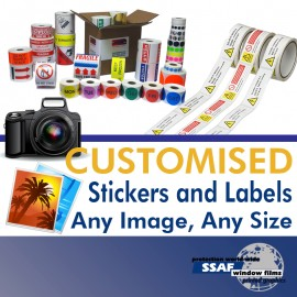 SSAF Stickers / Labels
