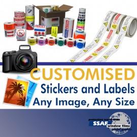 SSAF Stickers / Labels